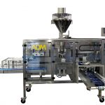 ADM-DP3 Series PREMADE POUCH PACKAGING MACHINE